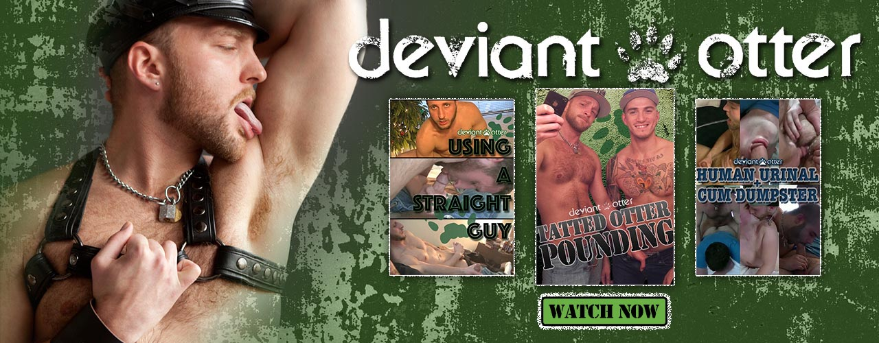 Check out the latest releases from Deviant Otter now!