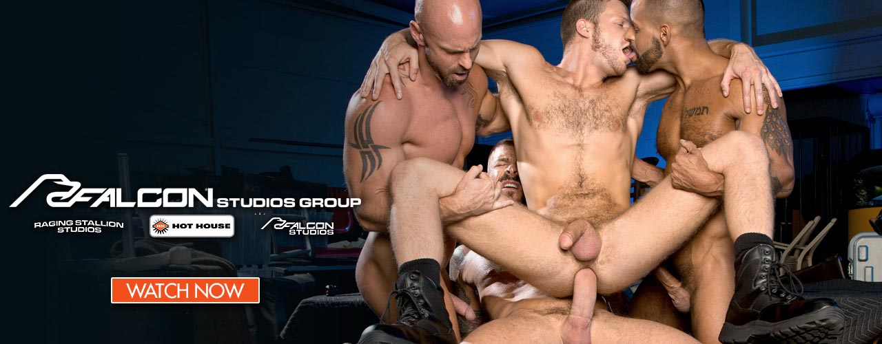 Check out the latest releases from Falcon Studios Group now!