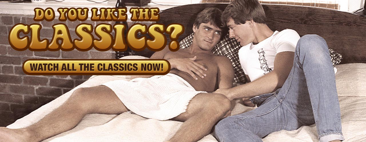 We like remenicing, how about you?  Check out the Classics you may find some hot studs you may have forgotten about.