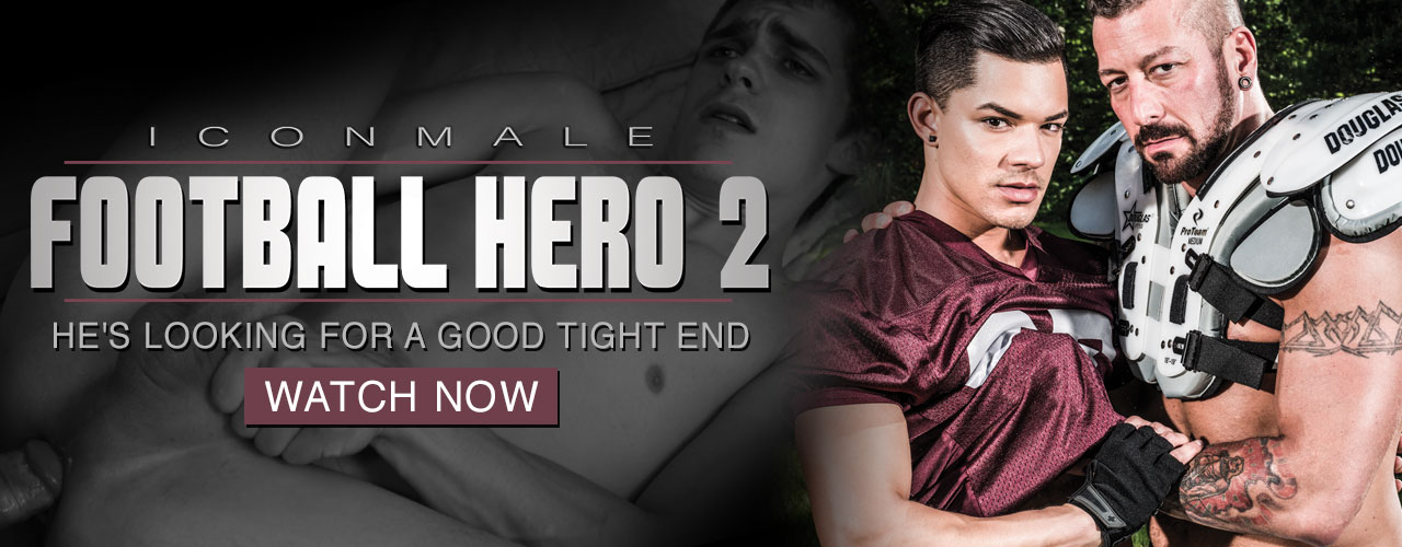 From Mile High Media and Iconmale comes Football Hero 2.