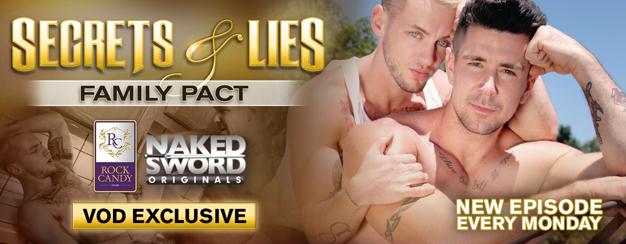 Rock Candy Films is proud to present Secrets and Lies Family Pact!
