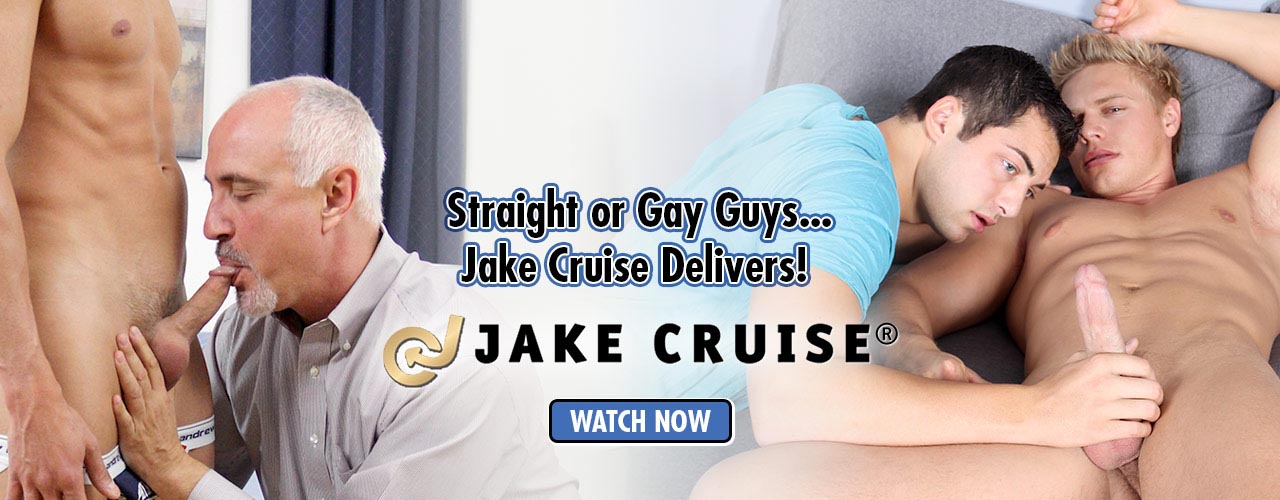 In true amateur tradition, Jake Cruise films hot guys jacking off and having real, raw sex with each other.