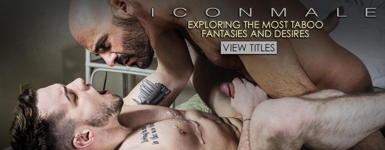 Watch all your favorite films from Icon Male!