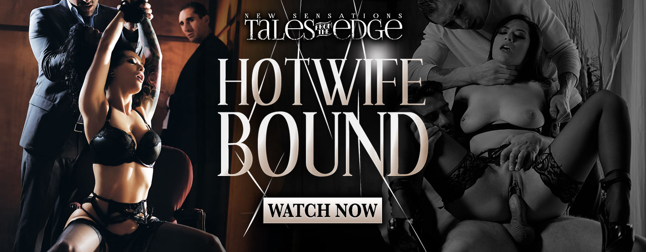 New Sensations Tales form the Edge brings you Hot Bound Wife.