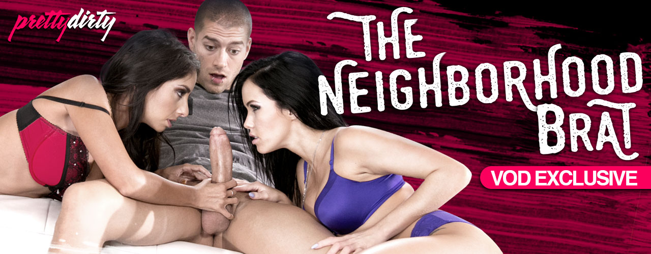 Check out our new exclusive release, The Neighborhood Brat!