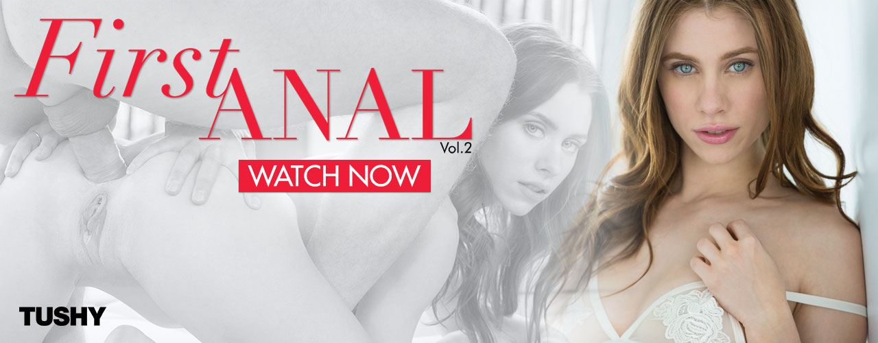 Tushy: First Anal 2 Featuring Anya Olsen, Goldie, Joseline Kelly, and Jojo Kiss all experiencing anal for the first time.