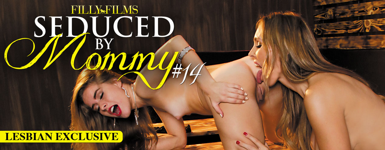 Check out this weeks HOT new lesbian exclusive from Filly Films, Seduced By Mommy 14.