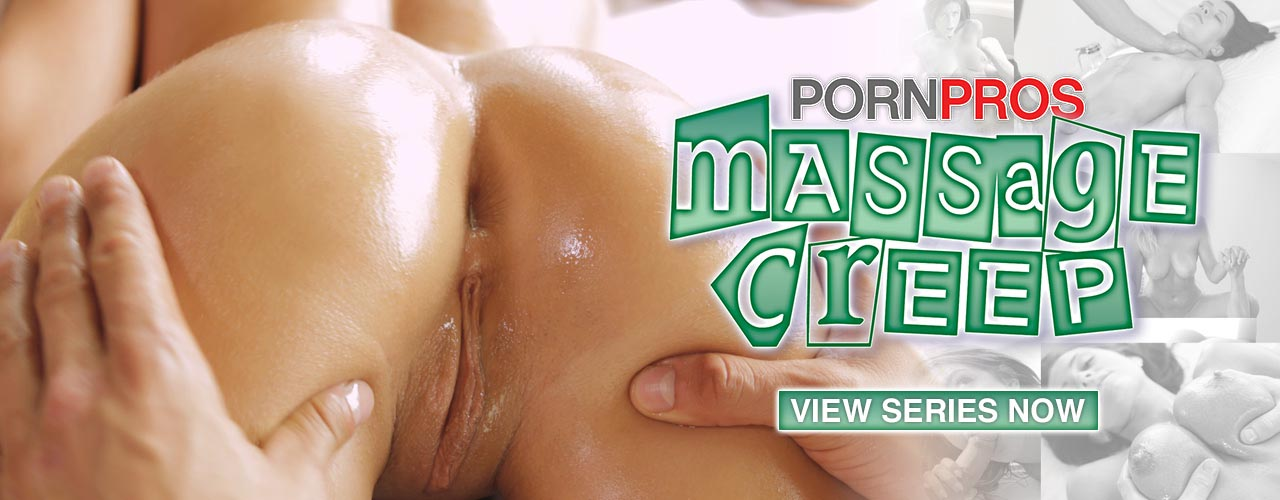 Check out the hot series Massage Creep Now!