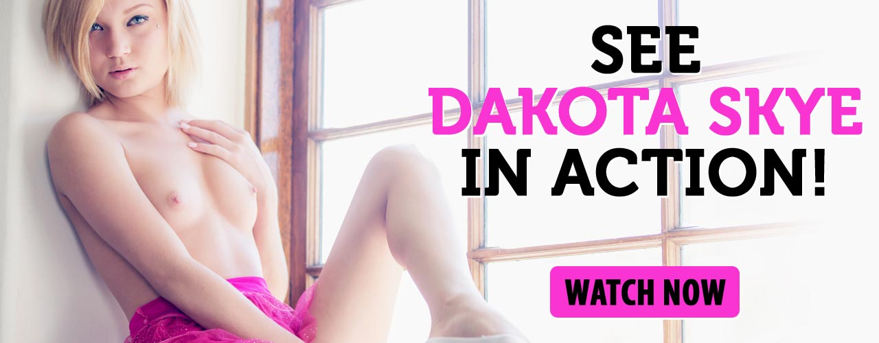 Check out 2014 starlet Dakota Sky in action, you wont want to miss her!