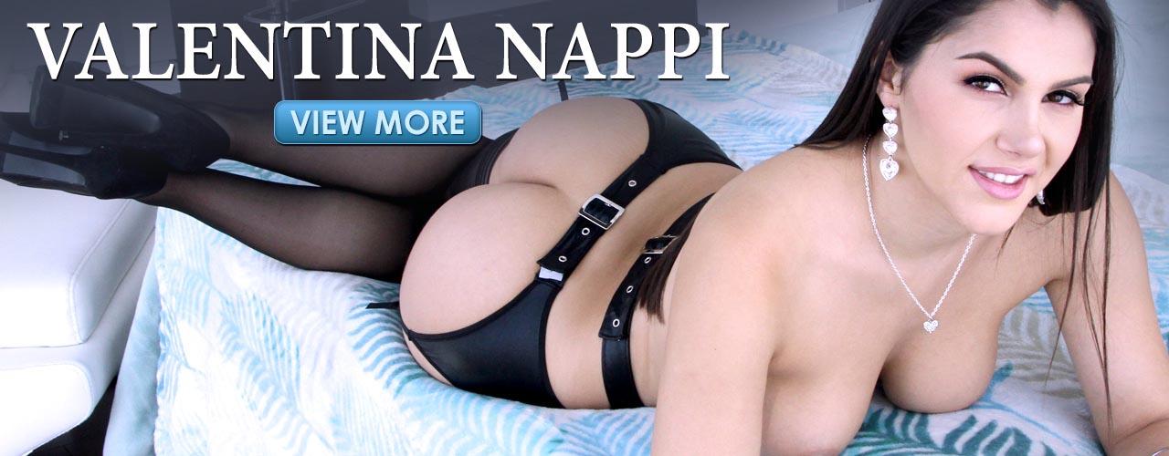Check out new uprising Starlet Valentina Nappi!