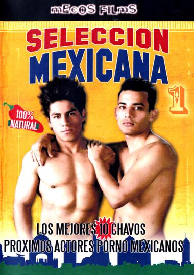 Seleccion Mexicana 1 Cover Front