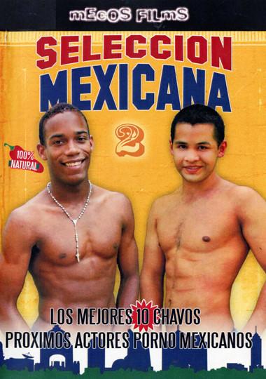 Seleccion Mexicana 2 Cover Front