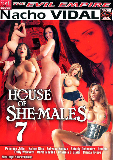 House Of She-Males 7 (2007)