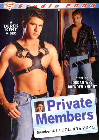 Private Members Cover Front