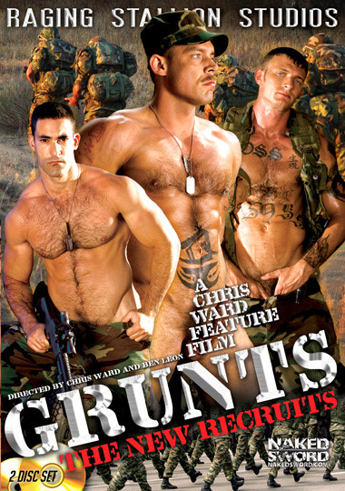 Grunts The New Recruits Cover Front