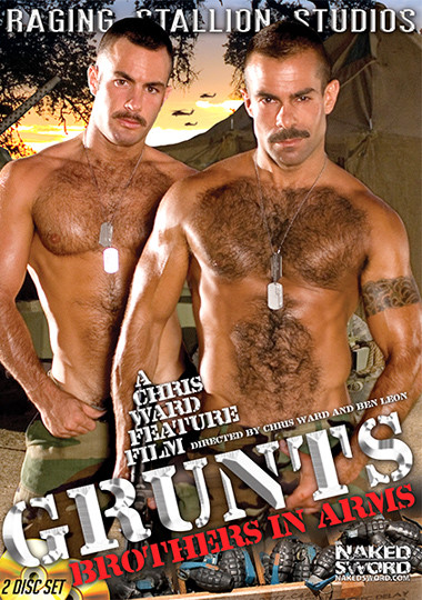 Grunts Brothers in Arms Cover Front
