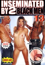 Inseminated By 2 Black Men 13