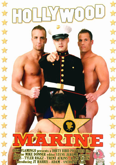 Hollywood Marine Cover Front