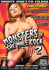 Monsters Of She Male Cock 2