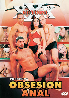 Obsesion Anal cover