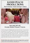 Kandi Peach Productions 43: Kandi Gang Fucks 7 Guys
