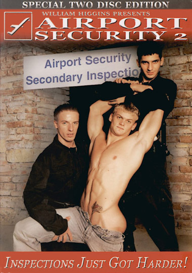 Airport Security 02 Cover Front