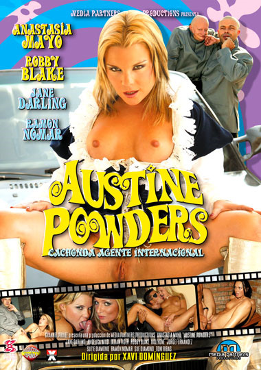 Austine Powders cover