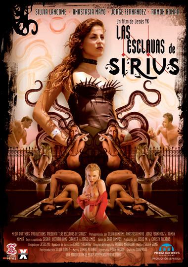 Las Esclavas De Sirius cover