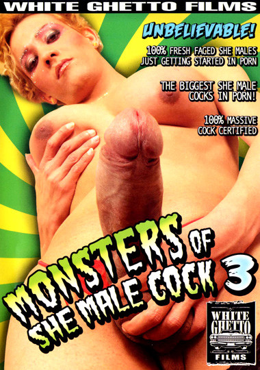 Monsters Of She Male Cock 3 cover