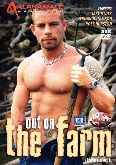 Out on the Farm Cover Front