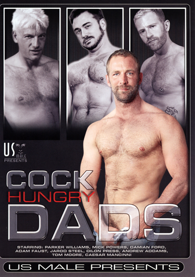 Cock Hungry Dads Cover Front