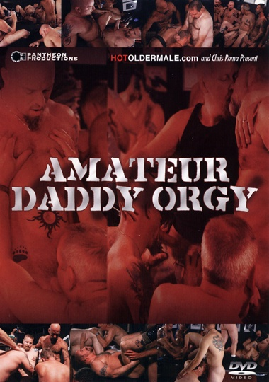 Amateur Daddy Orgy Cover Front