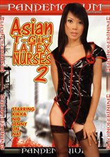 Asian T-Girl Latex Nurses 2