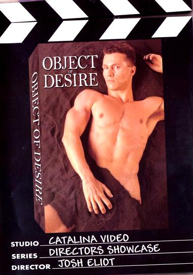Object of Desire (Catalina) Cover Front