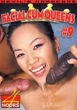 Facial Cum Queens 9