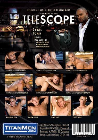 Telescope Dvd 2 Cover Back
