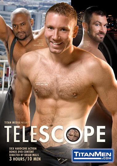 Telescope Dvd 1 Cover Front
