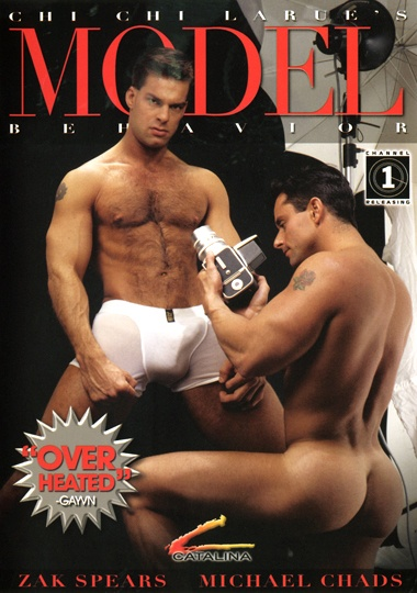 Model Behavior Cover Front