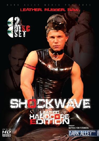 Shockwave 1 Cover Front