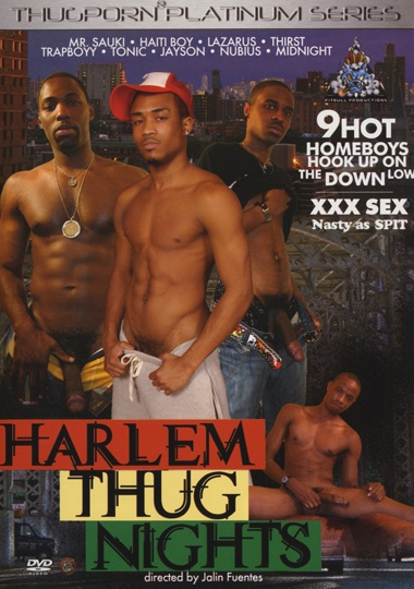 Harlem Thug Nights Cover Front