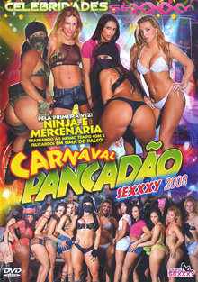 Carnaval Pancadao Sexxxy 2008 cover