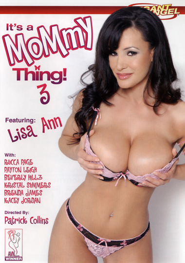 It's A Mommy Thing 3 cover