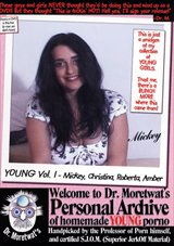 Welcome To Dr. Moretwat's Personal Archive Of Homemade Young Porno