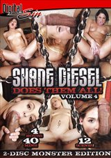 Shane Diesel Fucks Them All 4