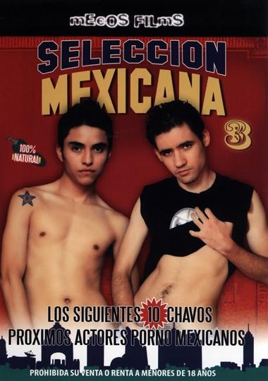 Seleccion Mexicana 3 Cover Front