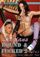 Lesbians Bound and Fucked 2