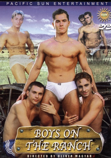 The Boys on the Ranch Cover Front
