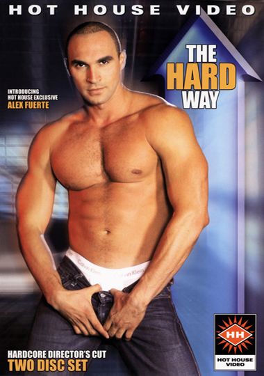 The Hard Way Cover Front