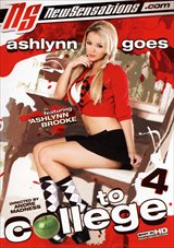 Ashlynn Goes To College 4