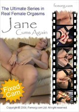 Jane Cums Again Fixed Cam